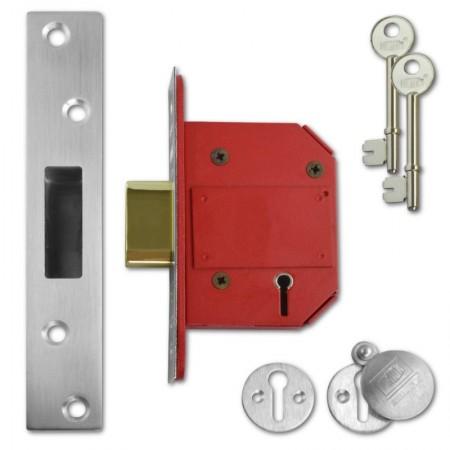 Mortice Locks & Latches | Door Security